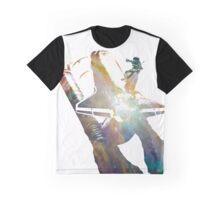 Rocket Surfer  Graphic T-Shirt