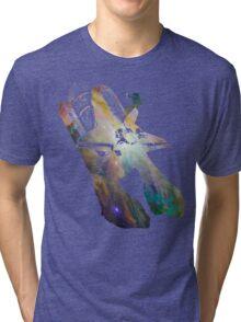Rocket Surfer  Tri-blend T-Shirt