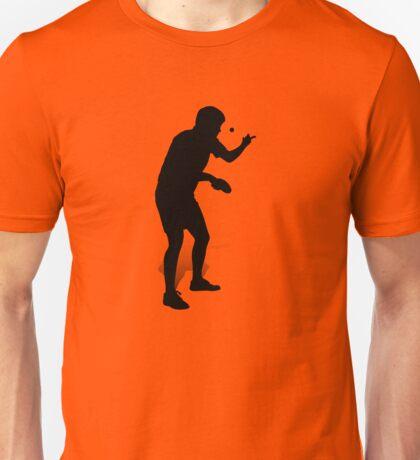 Table Tennis Player 2 Unisex T-Shirt