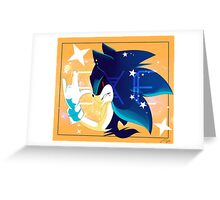 SONIC.EXE Greeting Card