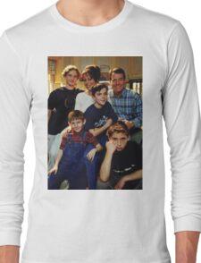 MITM Season 1 Cast Photo Long Sleeve T-Shirt