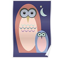 NIGHT OF THE OWLS Poster