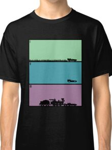 Back to the Future Trilogy Classic T-Shirt