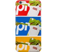 Supreme Kermit iPhone Case/Skin