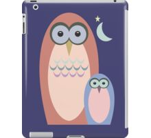 NIGHT OF THE OWLS iPad Case/Skin
