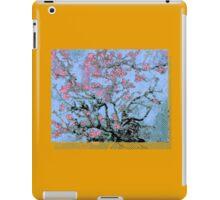 Vincent Van Gogh Bastardisation (Cherry blossom) iPad Case/Skin