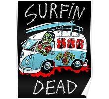 Surfin Dead Poster