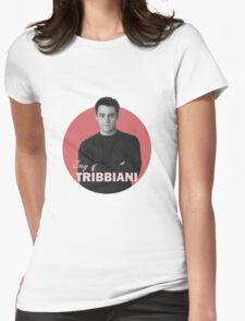 Joey Tribbiani - Friends Womens Fitted T-Shirt