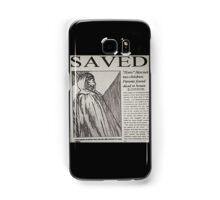 Unbreakable newspaper article Samsung Galaxy Case/Skin