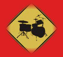 Drummer Zone One Piece - Short Sleeve