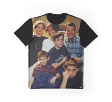 Malcolm in the middle GRAPHIC TEE Graphic T-Shirt