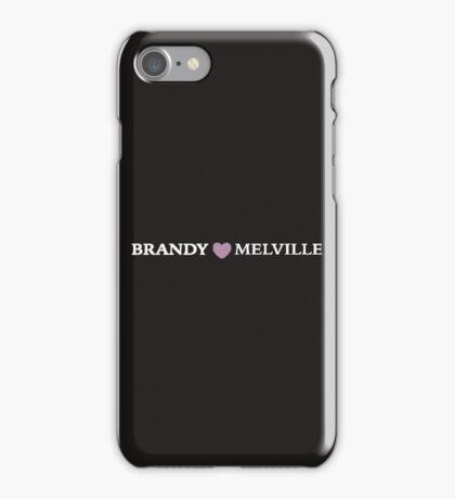 Brandy Melville® iPhone Case/Skin