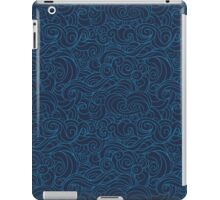 Sea storm pattern iPad Case/Skin