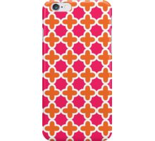 Candy Clover Cross Pattern iPhone Case/Skin