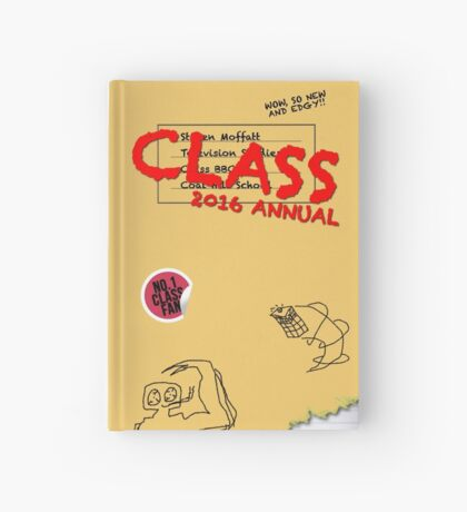 Class 2016 Annual Hardcover Journal