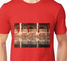 Relaxing by the Pool Unisex T-Shirt