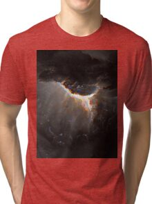 Abstract 62 Tri-blend T-Shirt