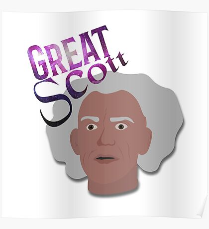 Great Scott! Poster