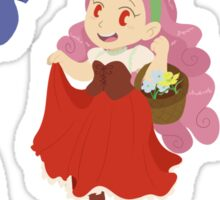 Harvest Moon Girls Sticker