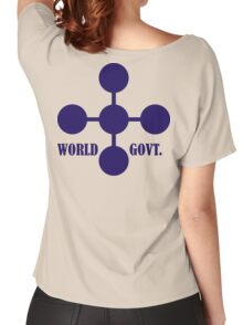 World Government Women's Relaxed Fit T-Shirt