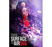Michael Jordan Photographic Print