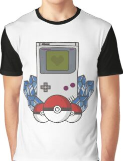 Game Boy Love Graphic T-Shirt