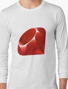 Ruby logo Long Sleeve T-Shirt