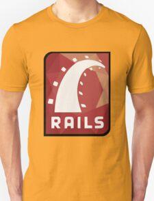 Ruby on Rails logo T-Shirt