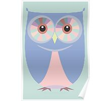 A BLUE OWL Poster