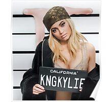 Kylie Jenner Criminal Poster