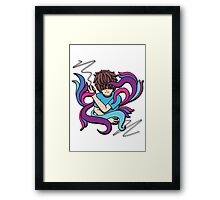 Gamer PLZ01 Framed Print