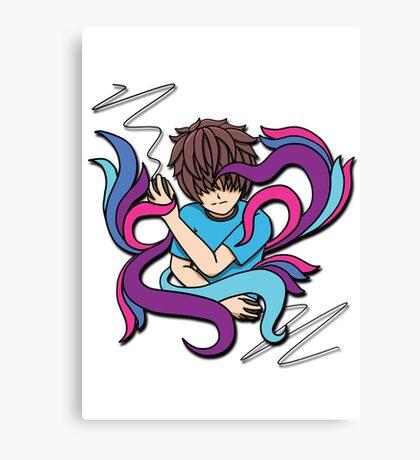 Gamer PLZ01 Canvas Print