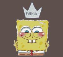 Queen SpongeBob One Piece - Short Sleeve