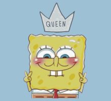Queen SpongeBob One Piece - Short Sleeve