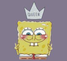 Queen SpongeBob Kids Tee