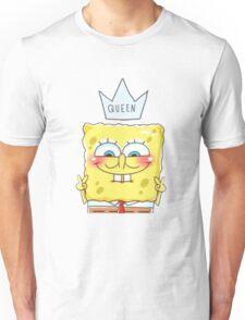 Queen SpongeBob Unisex T-Shirt