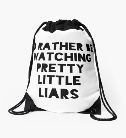 PLL Drawstring Bag