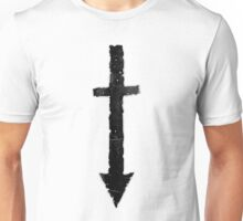The Pretty Reckless - Black Cross Unisex T-Shirt