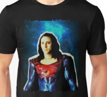 Nic Cage - Superman (Space) Unisex T-Shirt