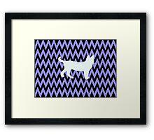 Serval Framed Print