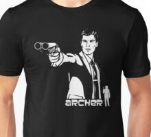 Archer Shoot Danger Zone Unisex T-Shirt