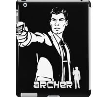 Archer Shoot Danger Zone iPad Case/Skin