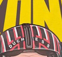 Archer Danger Zone Topgun Head Sticker