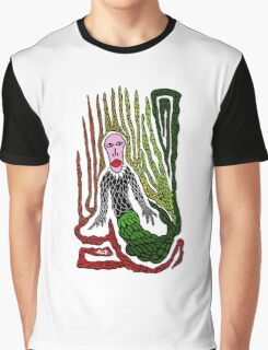 The Genius Birdman Graphic T-Shirt