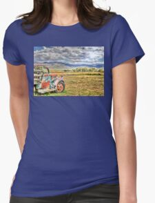 Taos Truck Womens Fitted T-Shirt