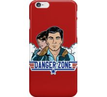 Archer Danger Zone TOPGUN iPhone Case/Skin