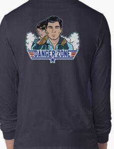 Archer Danger Zone TOPGUN Long Sleeve T-Shirt