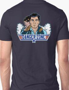 Archer Danger Zone TOPGUN Unisex T-Shirt