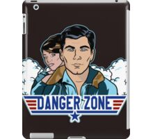 Archer Danger Zone TOPGUN iPad Case/Skin