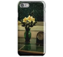 Starry Night in Spring iPhone Case/Skin